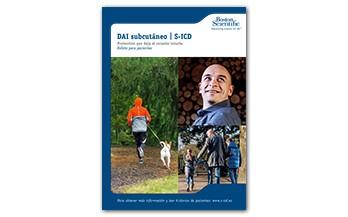 Imagen del folleto para pacientes de S-ICD